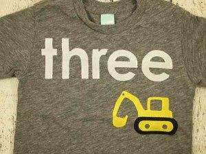 THREE Shirt