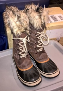 My must-have boots 2 years ago - Sor.el Joan of Arctic