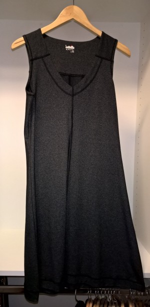 Kavu Eve Dress in gray (size M)