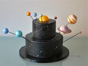 Solar Cake _ Cakes, Cupcakes _ Cake Decorating _ Pinterest