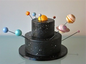 Solar Cake _ Cakes, Cupcakes _ Cake Decorating _ Pinterest